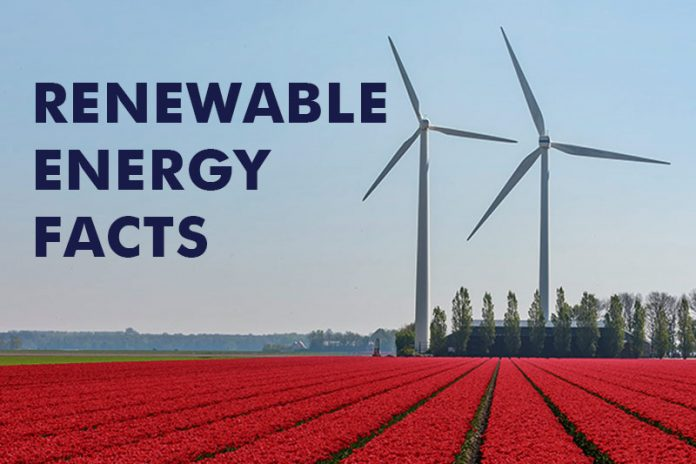 Facts About Renewable Energy