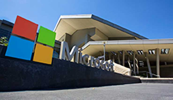 Key Green Initiatives by Microsoft