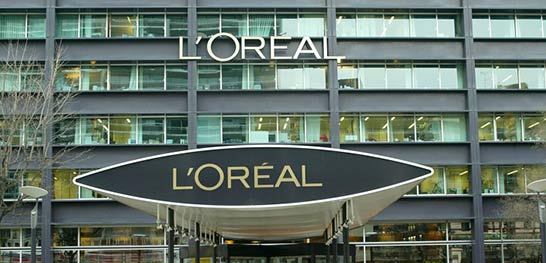 Loreal going green