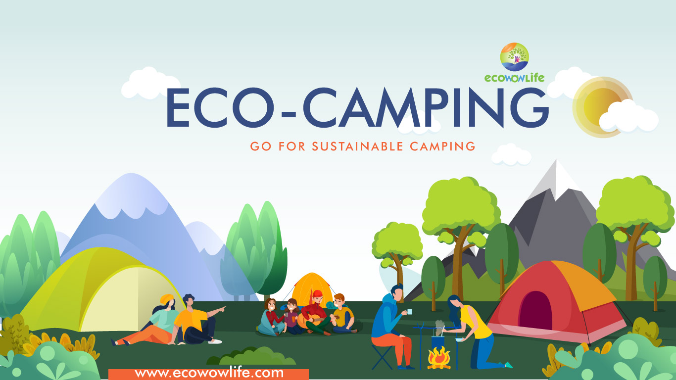 Impact of Eco camping