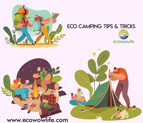 Tips of eco camping
