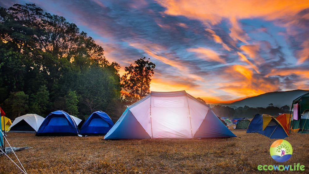 Eco camping and how it works