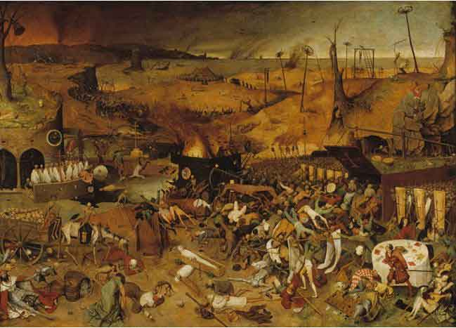 BLACK DEATH pandemic (1347-1351) The Discovery of Quarantine
