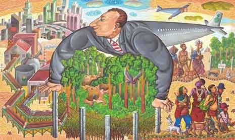 Neoliberalism and the Third World Agriculture