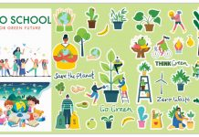 Basics Of An Eco School Concept- Small steps towards a green future