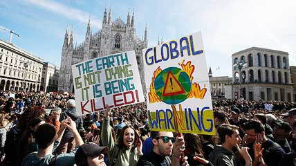 Climate Strike Movement in 2019