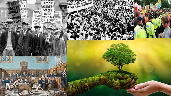 Top 5 List of Environmental Movements in Canada