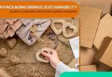 How Green Packaging Brings Sustainability?Gluing E-commerce Boom with Green Future of Dreams!!
