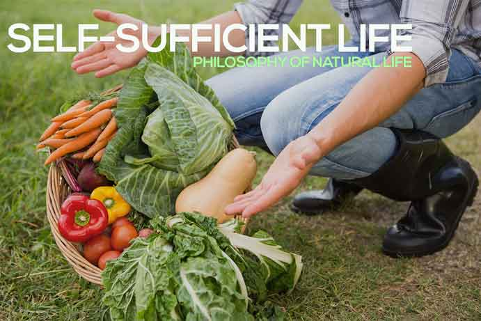 What is the Philosophy of Self-Sufficient Life?