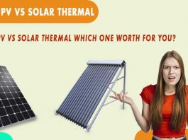 Solar PV vs Solar Thermal Everything You Need to know